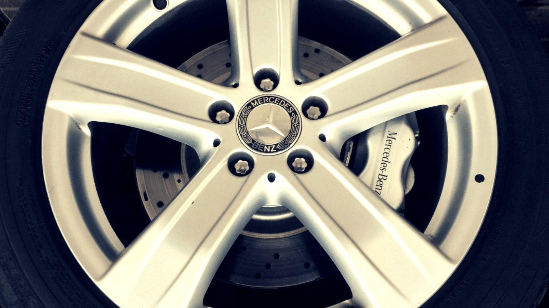 Ремонт и техническое обслуживание автомобилей Mercedes-Benz